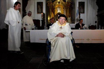 Orden de Isabel la Católica para un religioso español en Guatemala