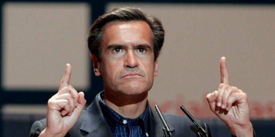 Juan Fernando López Aguilar, suspendido de militancia en el PSOE al ser imputado por 'violencia doméstica'