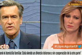 "Juan Fernando López Aguilar echa en cara a Susana Griso que ""le someta a un psicodrama"""