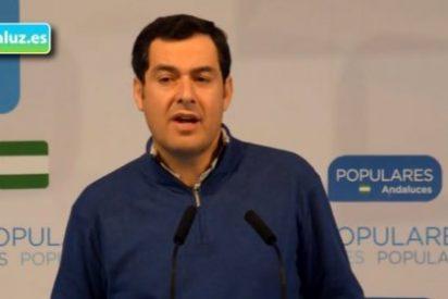 """Moreno reclama a Díaz que aprenda a """"escuchar, hablar y negociar"""" de cara a la formación del nuevo gobierno"""