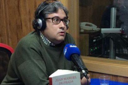 """Juan Manuel de Prada: """"Es un error presentar a Pablo Iglesias como un mindundi y un botarate"""""""