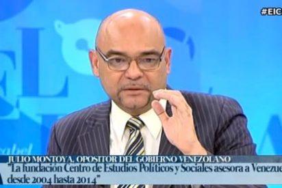 """El opositor venezolano que hace temblar a Podemos: """"CEPS asesoró a Maduro hasta en la forma de vestir"""""""