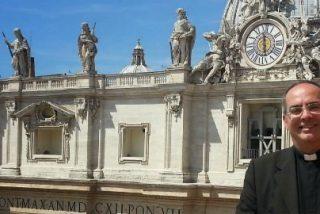 """Guillermo Karcher: """"Francisco se está convirtiendo en un portavoz de los temas que afligen a la humanidad"""""""
