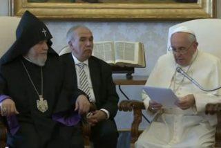El Papa recordará a las víctimas del genocidio armenio