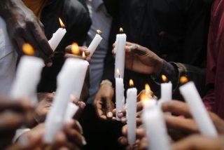 Vigilia por los 148 asesinados en la Universidad de Garissa