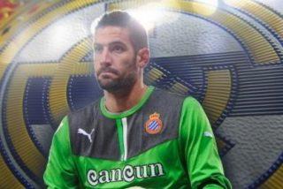 El Real Madrid se fija en un nuevo portero de la Liga BBVA