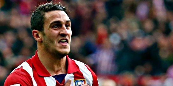 El PSG quiere incluir al futbolista del Atlético en la operación Cavani