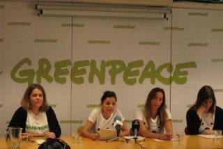 Elena Anaya y Gemma Mengual viajarán al Ártico junto con Greenpeace para pedir su protección
