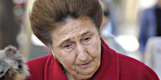 """La hermana del rey Juan Carlos, doña Margarita: """"Estoy hecha una vieja de mierda"""""""