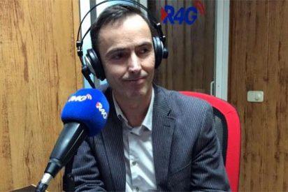 """Javier Labiano: """"Los economistas entienden cómo funciona la economía, pero los periodistas económicos lo hacemos entendible"""""""