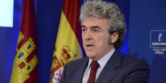 """Esteban alaba las medidas de Cospedal por construir una región """"estable"""""""