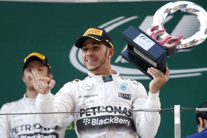 Hamilton recupera en Shanghái el trono de la Fórmula 1