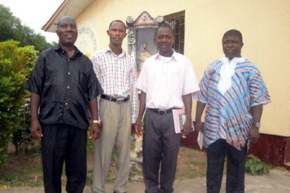Los Maristas combaten el Ébola