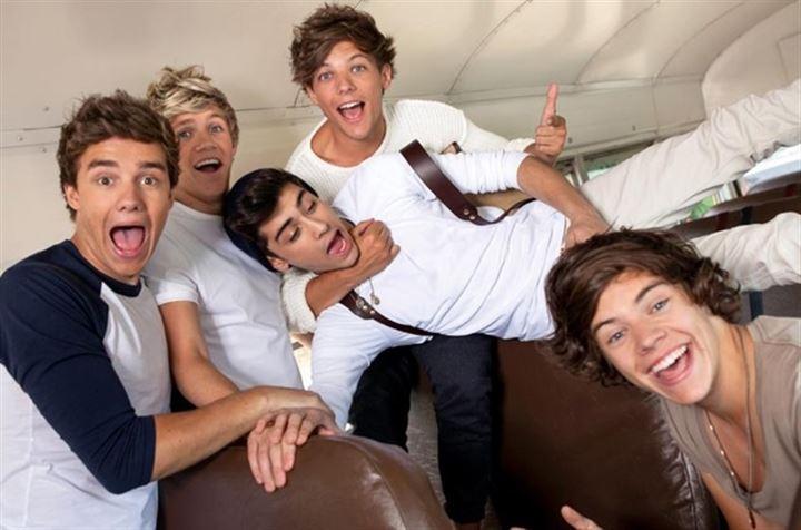 El cuarteto One Direction, piensa en nuevo disco