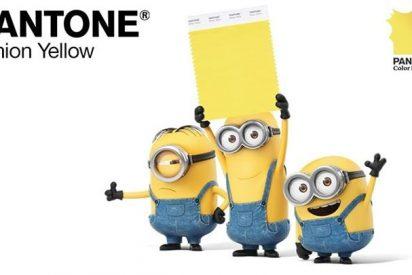 Pantone añade un nuevo color: 'Amarillo Minion'