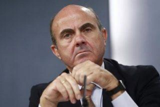 """Luis de Guindos: """"El Eurogrupo ve a España como referente y ejemplo de las políticas a seguir"""""""