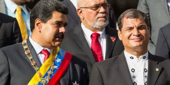 La corrupción en Venezuela y Ecuador a través de empresas fantasmas es de espanto