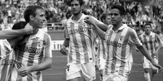 Llega a Andalucía para fichar al delantero del Málaga