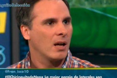 Manu Sainz, indignado con la mala imagen de España ante Holanda: