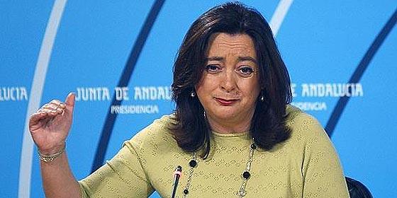 Mar Moreno, exconsejera de Presidencia de la Junta: Griñán intentó solucionar las supuestas irregularidades