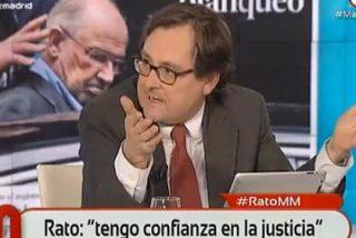 """Francisco Marhuenda: """"El Estado de Derecho funciona, aunque me sorprende que el juez se centre en Rato y no en el caradura de Blesa"""""""