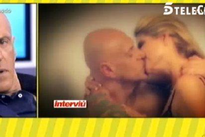 Lo nunca visto en Interviú: Kiko Matamoros y Makoke se desnudan juntos por primera vez