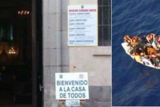 La iglesia de San Antón convoca una plegaria ecuménica en memoria de los inmigrantes engullidos por el mar