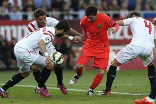 El Real Madrid cumple y le echa ya el aliento en la nuca a un asustado Barça