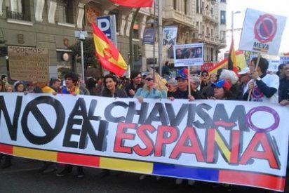 Jóvenes venezolanos en España convocan nuevas manifestaciones contra Podemos