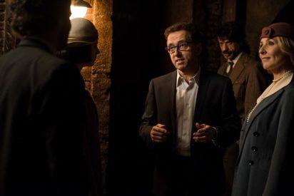 'El ministerio del Tiempo' despide su primera temporada con Lorca y Dalí