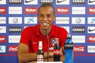 Le pillan en la Rosaleda espiando al jugador del Atlético