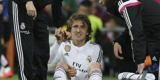 El Real Madrid prepara el derbi ante el Atlético sin Modric ni Bale