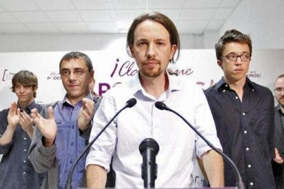 Podemos busca su 'discurso' mientras sube Ciudadanos y les merienda la 'centralidad'