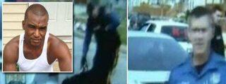 El vídeo del policía que deja que su perro muerda a un moribundo