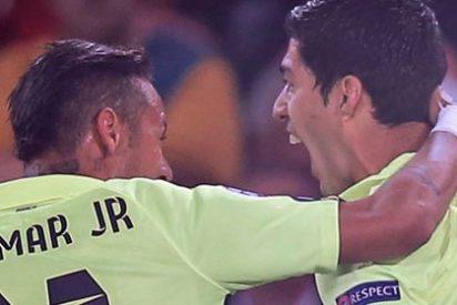 El Barça hace los deberes en París ganando 1-3 al PSG en Champions