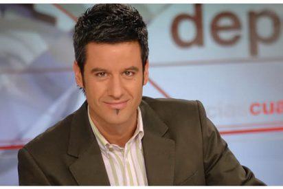 Los moteros críticos con Nico Abad hacen que el periodista de Mediaset sea tendencia en Twitter