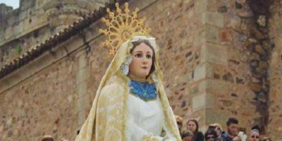 Domingo de Resurrección 2015 en Cáceres