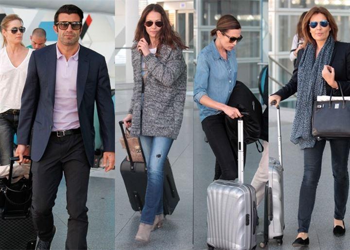 Nuestros famosos más viajeros de este fin de semana