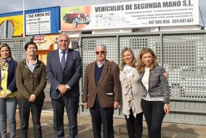 Aprosuba 7 en Mérida tiene un nuevo cerramiento en sus instalaciones de la Calle Cabo Verde