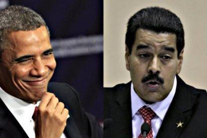 """Nicolás Maduro: """"Fue un encuentro breve, pero Obama y yo nos dijimos las verdades"""""""