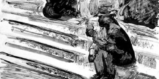 Muestra de ilustraciones 'El dibujo del día' de Gamero Gil