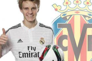La razón por la que el Madrid facilitaría la llegada de Odegaard al Villarreal