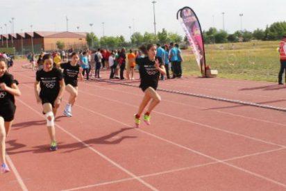 800 escolares participan en las Olimpiadas Escolares de Mérida
