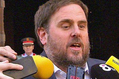 """Oriol Junqueras (ERC): """"Cataluña será independiente dentro de dos años"""""""