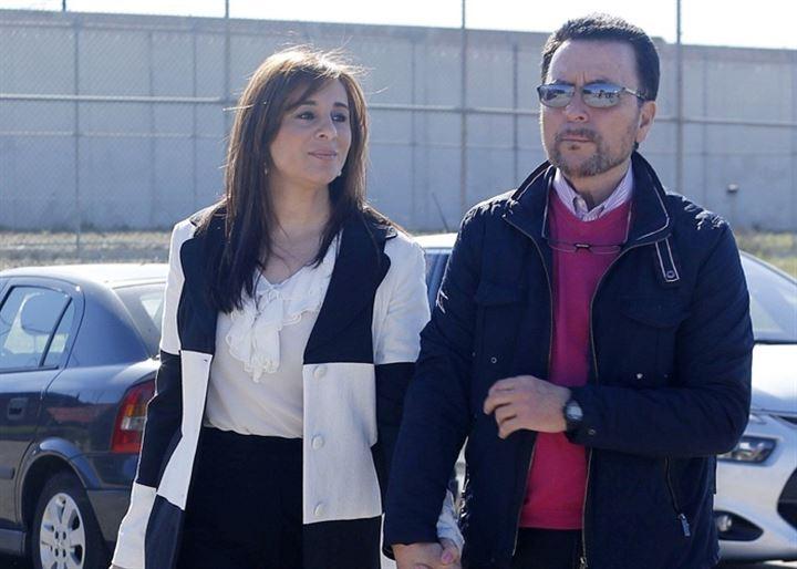 Ortega Cano vuelve a prisión tras su tercer permiso penitenciario