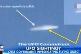 El Gobierno chileno confirma la existencia de un OVNI extraterrestre: