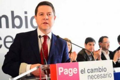 """García-Page: """"Cospedal termina la legislatura como la empezó, con la cabeza en Génova y muy cuestionada en su partido"""""""