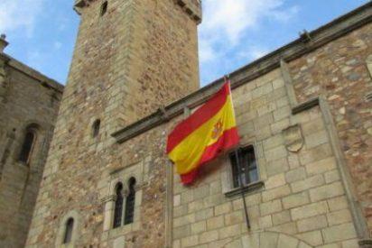 Exposición de la Real Hermandad de Veteranos de las Fuerzas Armadas y Guardia Civil en Cáceres