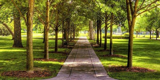 Abierto al público un nuevo parque en La Sierrilla en Cáceres
