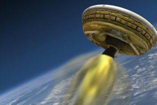 [Vídeo] El platillo volador que ha construido la NASA hará que se te salgan los ojos de sus órbitas